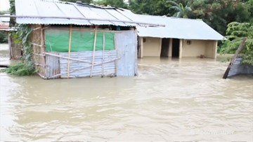 Death toll rises as monsoon rains pound mountainous terrain