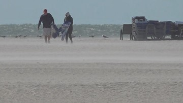 Coldest temps in two years invade Florida