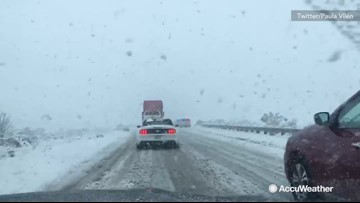 Spokesperson for City of Flagstaff discusses snow plowing and clearing