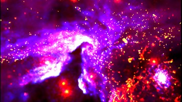 Trippy NASA Video Shows 500 Years of Milky Way's Cosmic Evolution