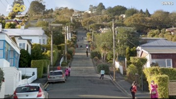 Guinness World Record Crowns This Street The Steepest Street In The World!