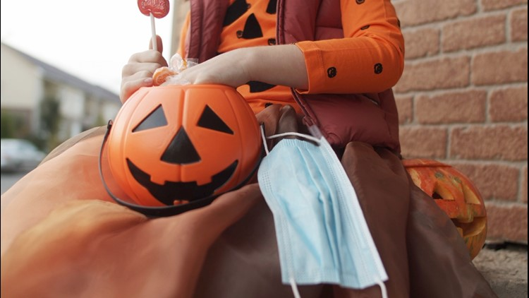 CDC Carves Out A No-Trick Treat For Halloween This Year