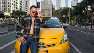 Yellow Cab Drivers are Red Hot! NYC Cabbies Pose for Final Edition of Saucy Calendar