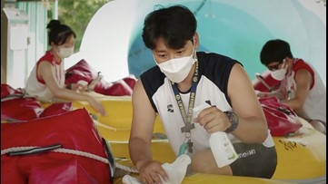 Biggest Water Park in South Korea Reopens but With New COVID-19 Measures and Restrictions!