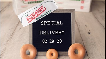 Krispy Kreme Is Launching Nationwide Delivery and We Are Freaking Out!!!