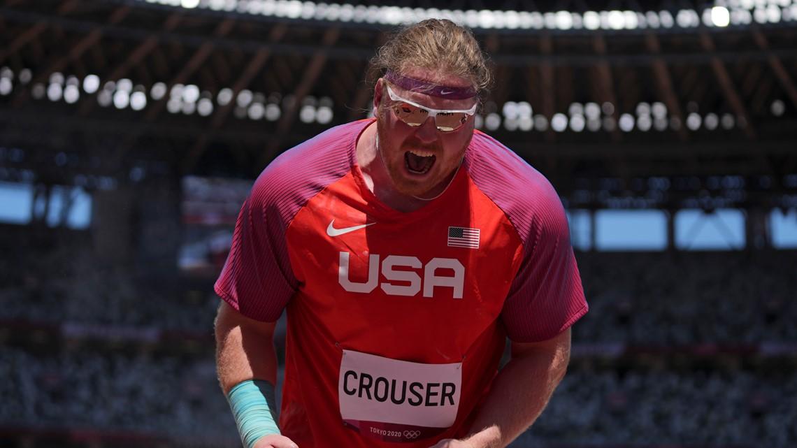 Tokyo Rewind, Aug. 4: US men fail in relay; Crouser wins gold