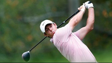Rory McIlroy delivers the winner as live golf returns to TV