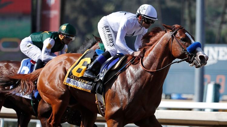 Justify Drug Test Horse Racing