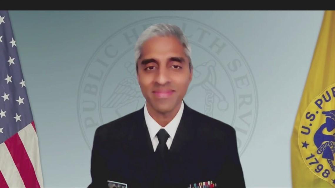 Surgeon General addresses COVID, vaccine misinformation advisory