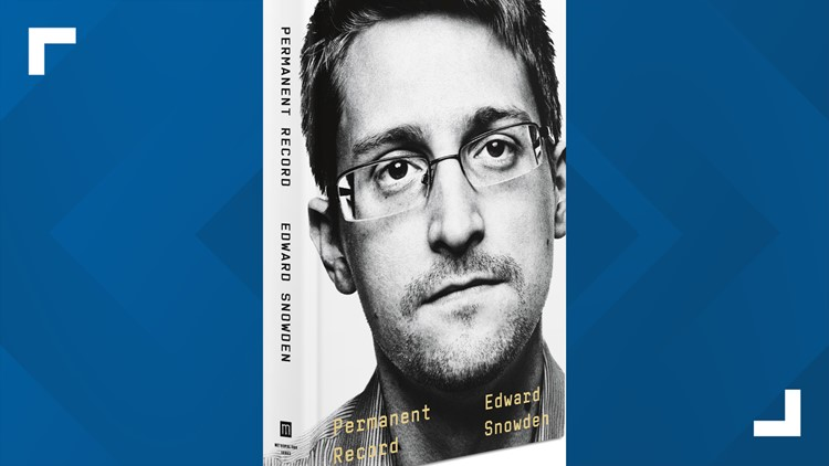 Books Edward Snowden