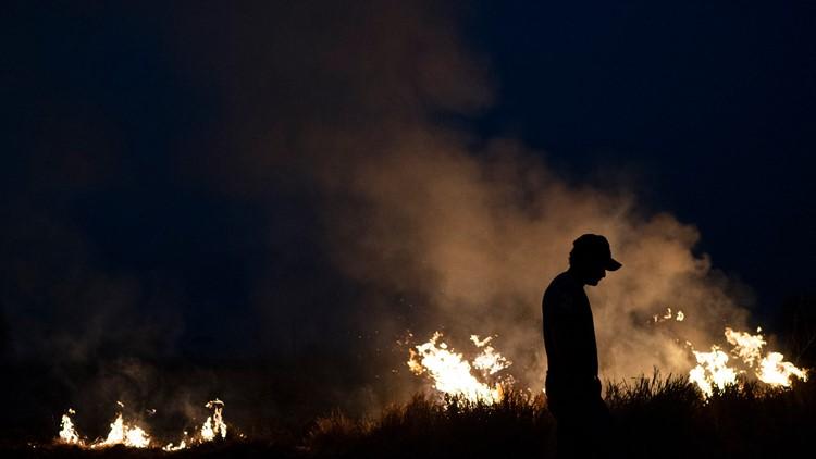 APTOPIX Brazil Amazon Fires
