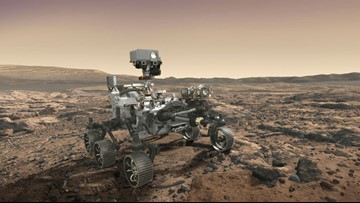 You can vote to name NASA's next Mars rover