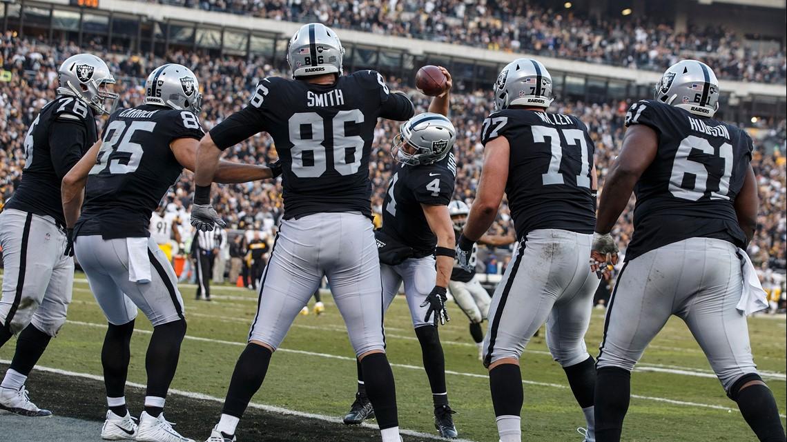 Oakland to file antitrust lawsuit against Raiders, NFL over Las Vegas move