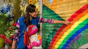 'Now we don't have our own place to live': 'Sesame Street' introduces first homeless character