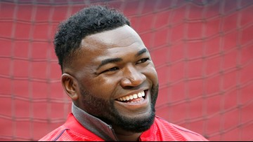 David Ortiz back in Boston after being shot in Dominican bar