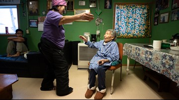 90-year-old Alaska native woman will be 1st counted in Census