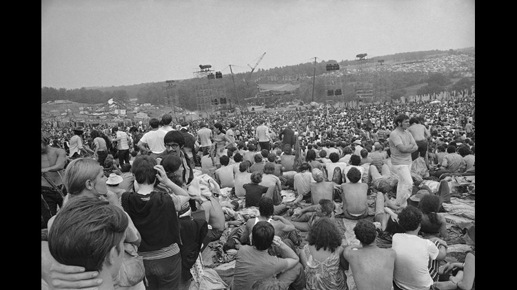 50 years since Woodstock: How a fundraiser transformed into an iconic (and free) music festival