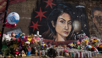 Mourners gather for Chicago woman whose baby was cut from womb