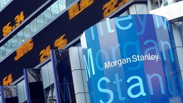 Morgan Stanley buying E*Trade for about $13 billion