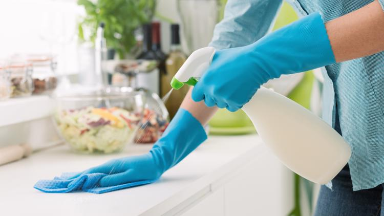 New CDC COVID cleaning guidelines emphasizes soap and water for surfaces