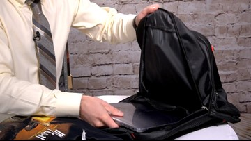 DEALBOSS: You won't believe what you can fit in this backpack!