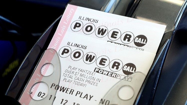 Here are the winning numbers in Monday's $545 million Powerball drawing