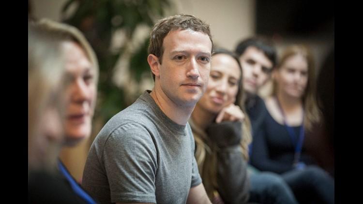 Mark Zuckerberg hits back at Tim Cook