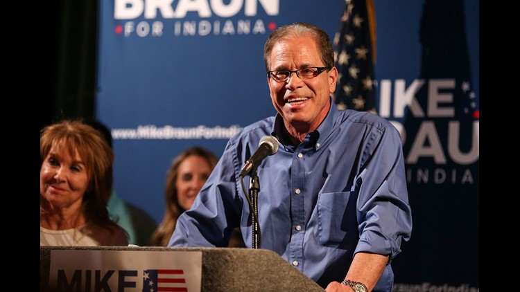 Mike Braun Just Won Indiana's Insane Republican Senate Primary