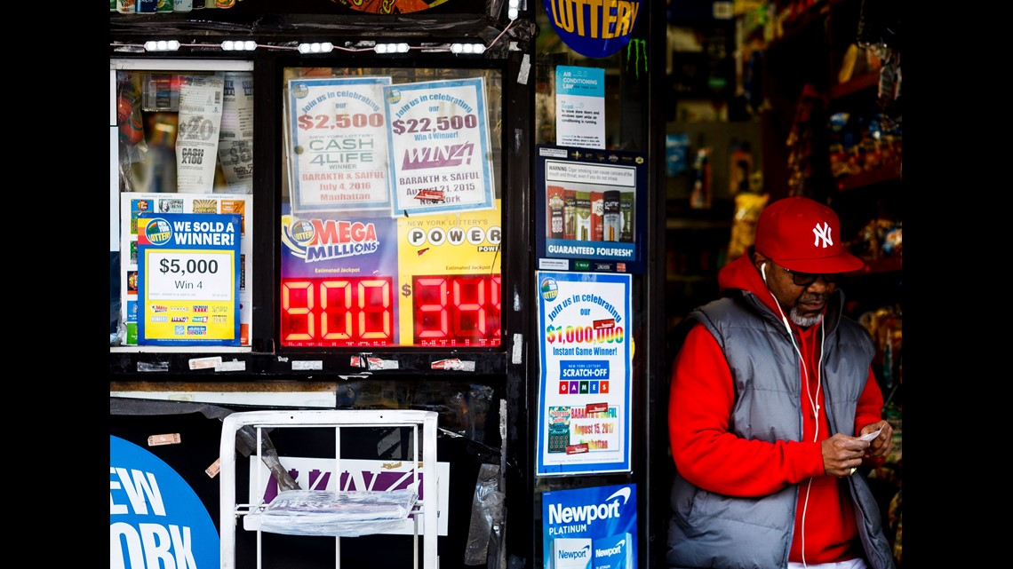 Mega Millions 2018: What are the odds of winning the $970 ...