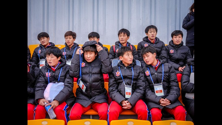 Korea Soccer 1