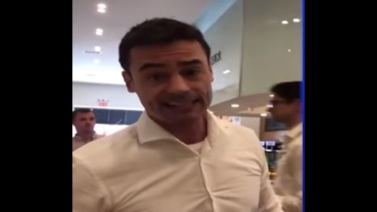 Aaron Schlossberg, a New York lawyer caught on video ranting against Spanish-speaking workers, lost his office space and faces complaint.