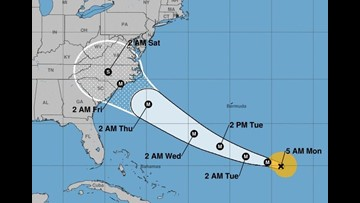 Hurricane Florence: Full list of fee waivers at U.S. airlines | cbs19.tv