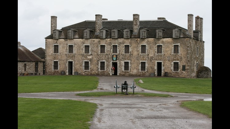 State Parks Worth A Detour Nys Historic Old Fort Niagara Cbs19tv
