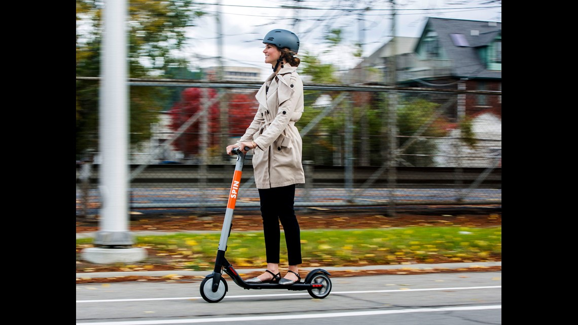 aea7382f437 Ford buys electric scooter startup Spin, joining competitors Bird and Lime