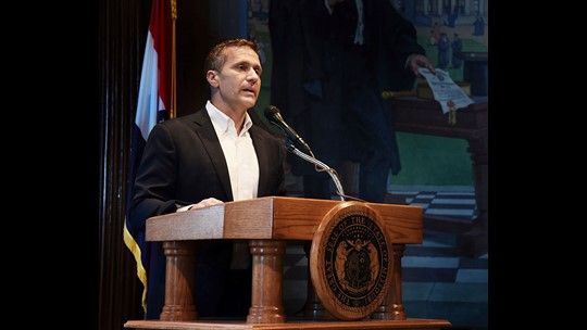 Missouri State Reps Call on Gov. Eric Greitens to Resign