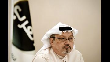 Trump talks to CIA about Jamal Khashoggi killing