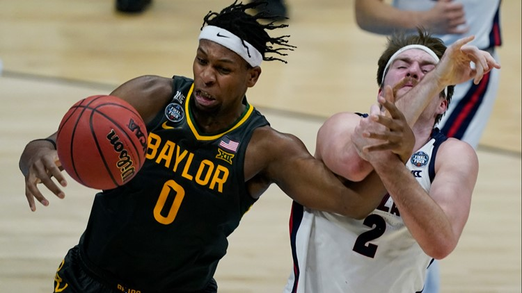 Key plays: Baylor's 86-70 national championship win over Gonzaga