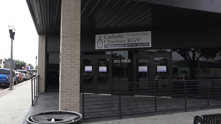 Catholic Charities RGV moves respite center to new location