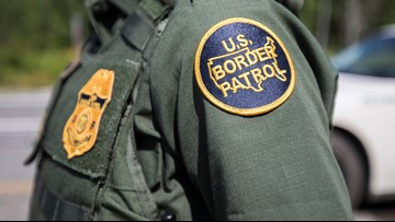 Border Patrol agents stop human smuggling attempt, find 81 people inside refrigerated trailer