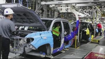 Toyota announces $391 million investment in San Antonio manufacturing