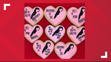 Spoil your sweetheart with these Selena-inspired Valentine's Day treats in San Antonio