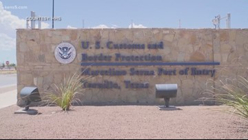 Last of migrant children held in 'tent city' released