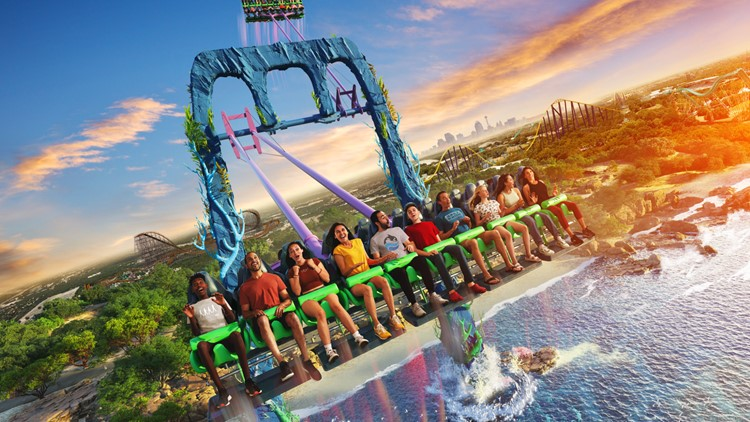 'World's tallest and fastest' swing coming to SeaWorld San Antonio