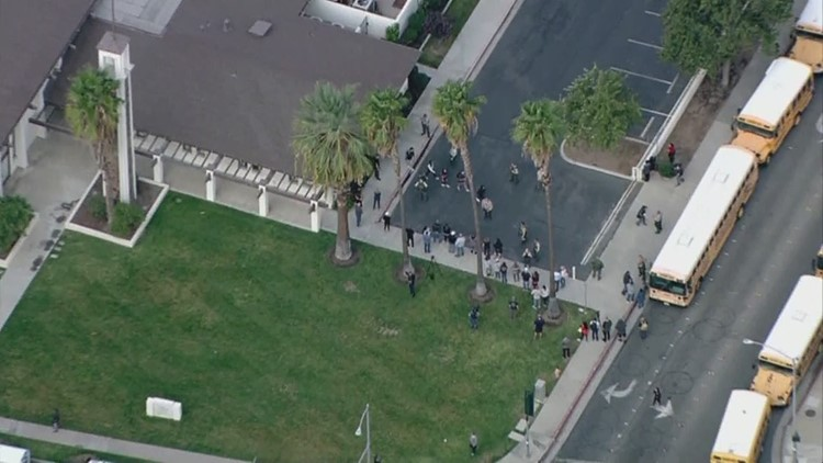 L.A. County Sheriff says 16-year-old Saugus High shooting suspect has died