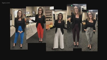 KGW's own Maggie Vespa calls out online bully with empowering words