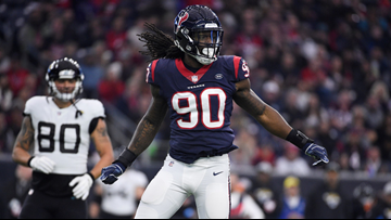 Reports: Texans trade LB Jadeveon Clowney to Seattle Seahawks