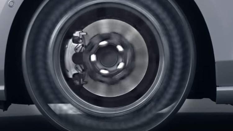Michelin, GM show off airless tires that prevent flats and blowouts