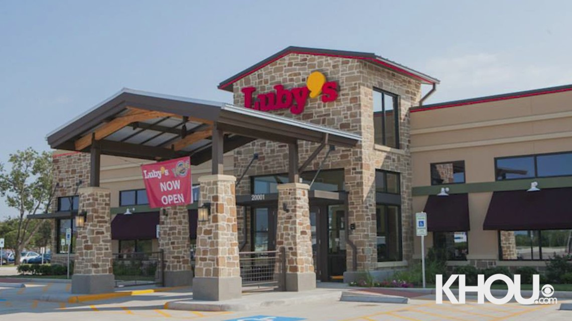 Certain Luby's locations to remain open as company sells off assets
