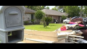 Harvey victims in limbo as they wait for FEMA assistance