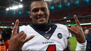 Deshaun Watson leads Texans to 26-3 win over Jacksonville in London